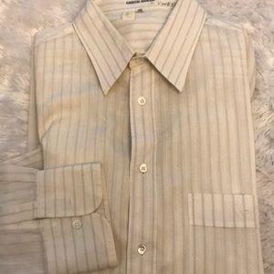 GIORGIO ARMANI Dress shirt